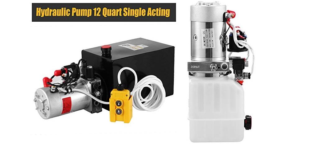 12 Volt Hydraulic Pump Hydraulic Power Units Best