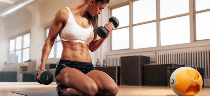 exercise machines for stomach