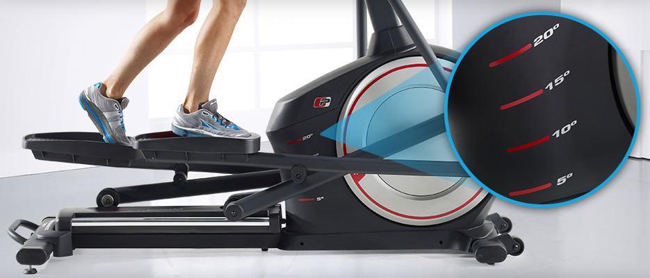 Proform Endurance 520 E Mini stepper trainer