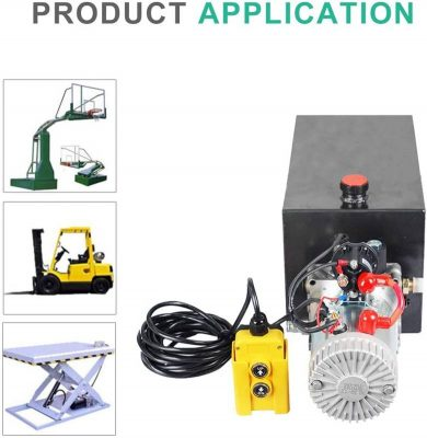 fisters hydraulic pump applications