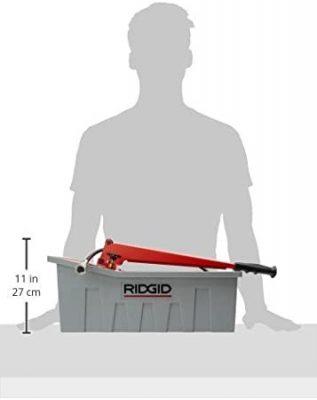 ridgid pressure test pump