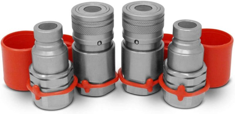 summit hydraulic pump parts quick connect couplings