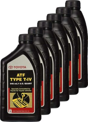 toyota atf power steering fluid