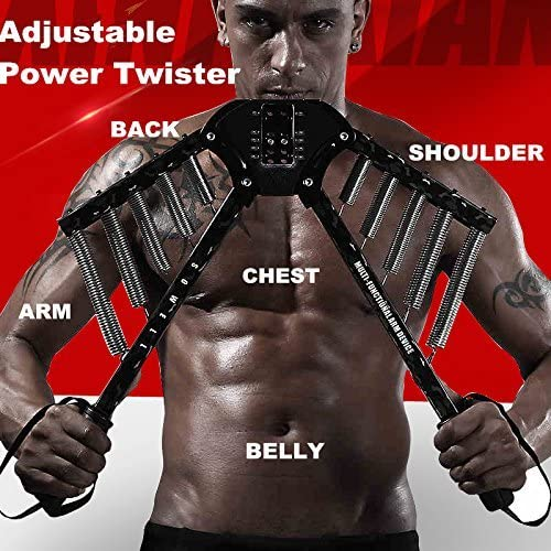SOWELL Arm Exercises 4 In 1 Power Twister