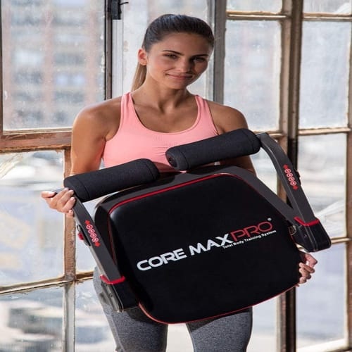 Core Max PRO with Resistance Bands Abs Reviews