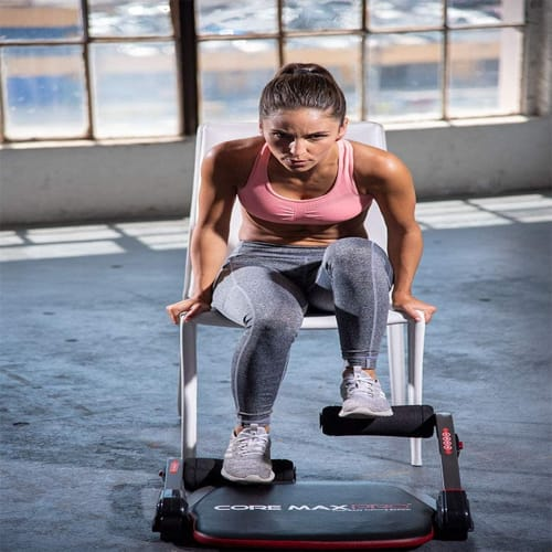 Core Max PRO with Resistance Bands Abs