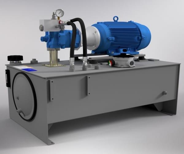 Hydraulic Power Systems 1