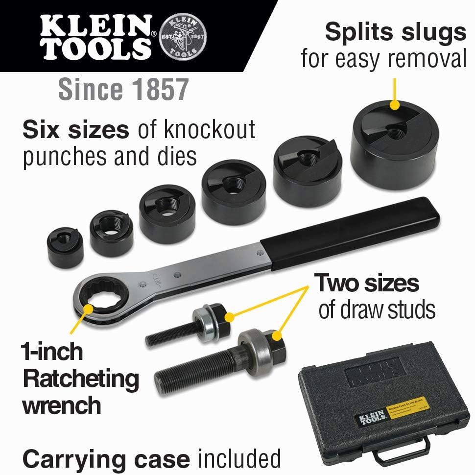 Klein tools 53732SEN punch set 1