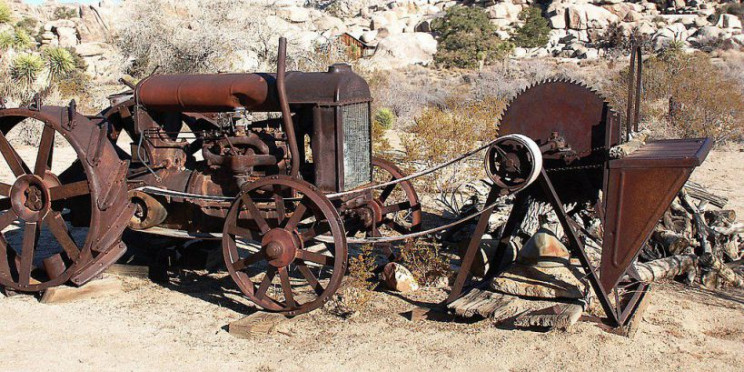 The Evolution of Hydraulic Machinery