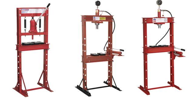 How Does A Hydraulic Press Work
