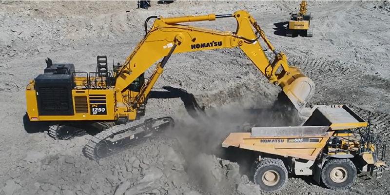 Pascals law in hydraulic excavators 1
