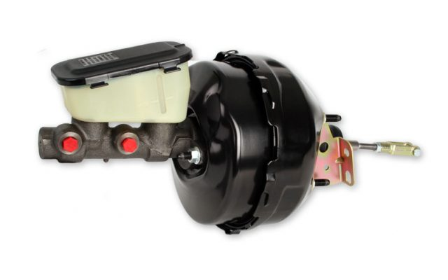 hydraulic brake boosters Work 1