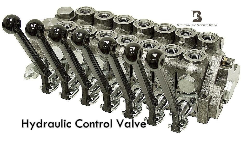 Hydraulic Control Valve 1