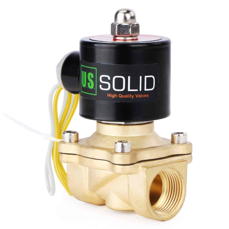 US Solid electric solenoid valve
