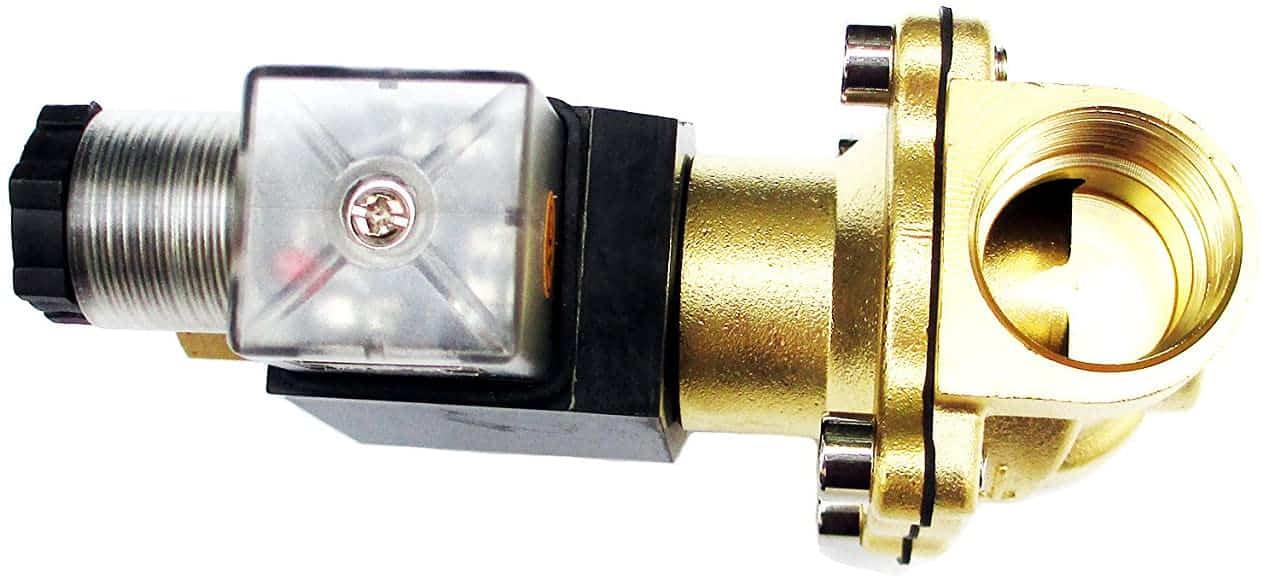 electric solenoid valve