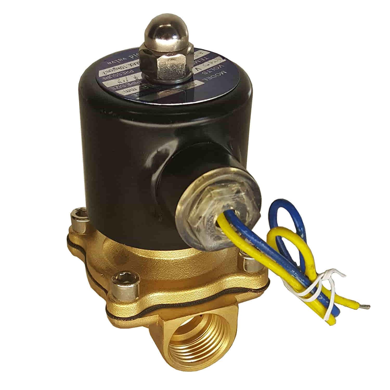 hfs electric solenoid valve
