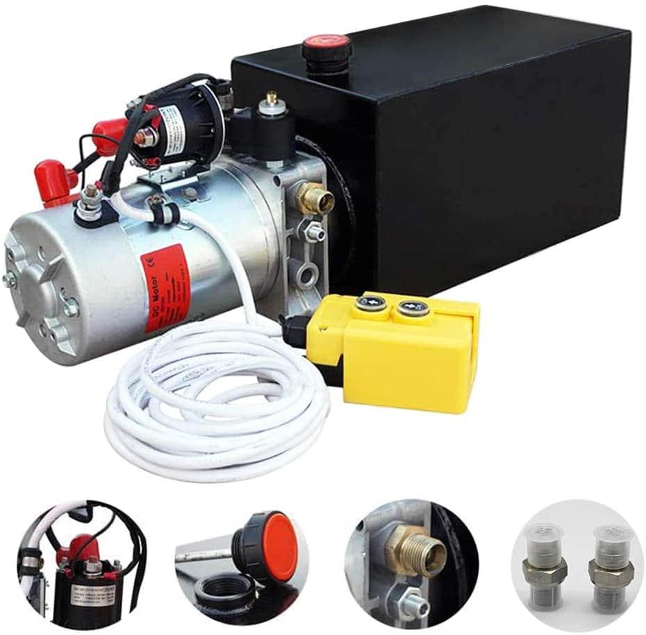 hydraulic fluid power system components